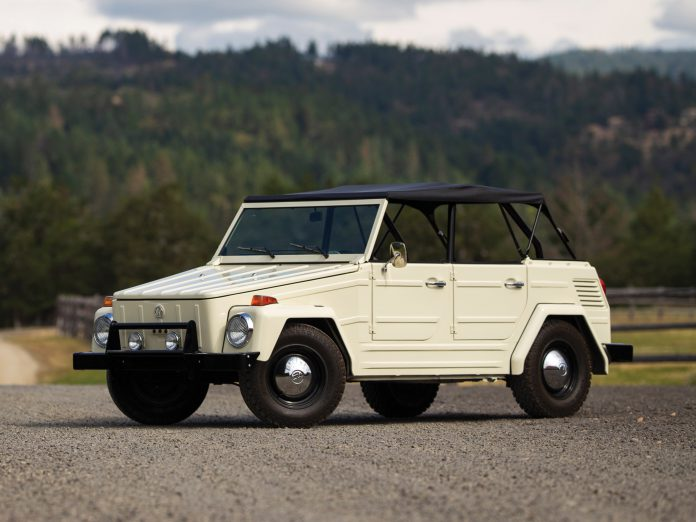 For Sale 1973 Volkswagen Type 181 Thing