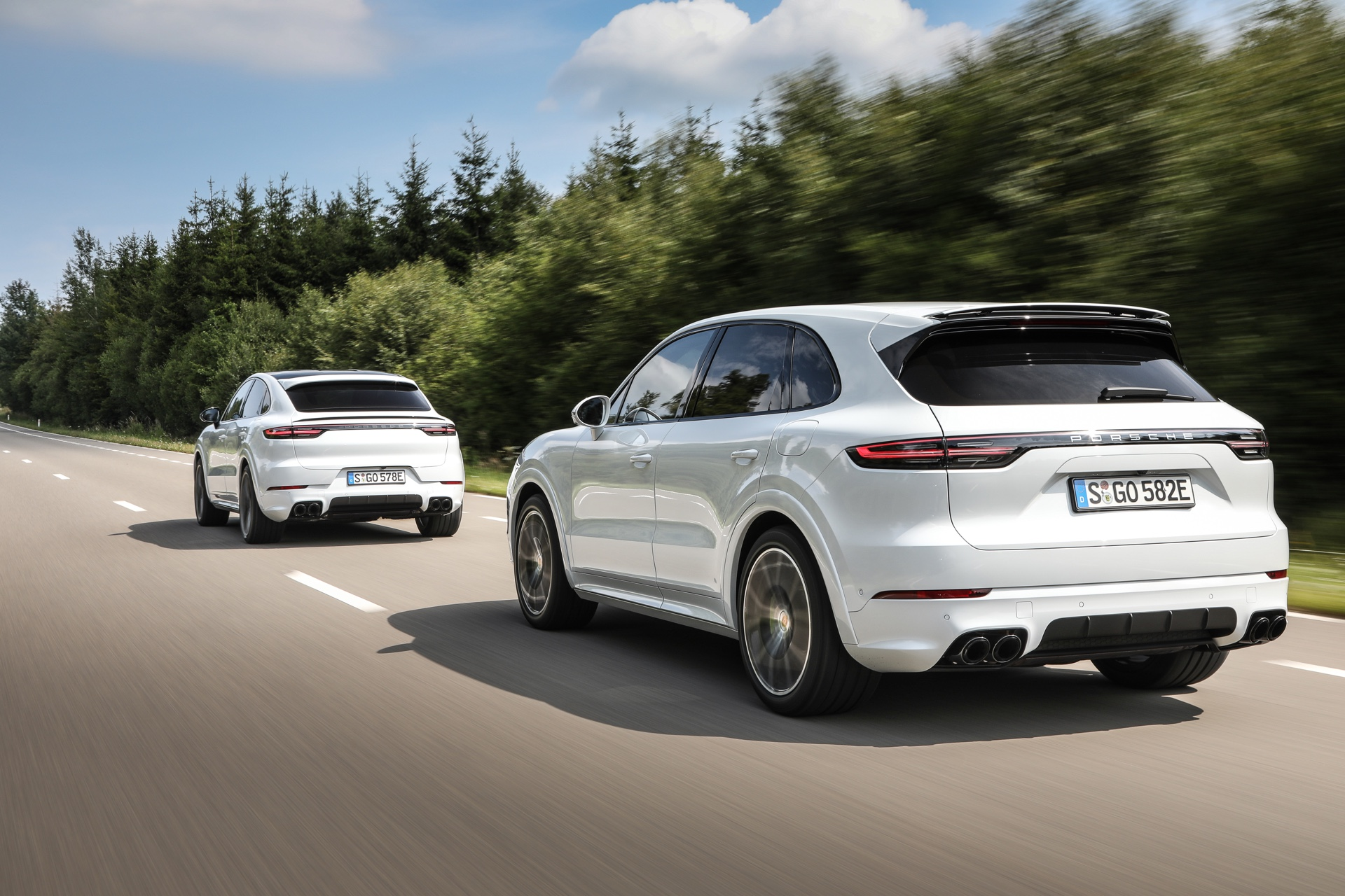 2019 Porsche Cayenne Turbo S E Hybrid Review Gtspirit