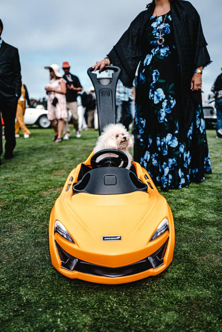 McLaren 570S Toy Car