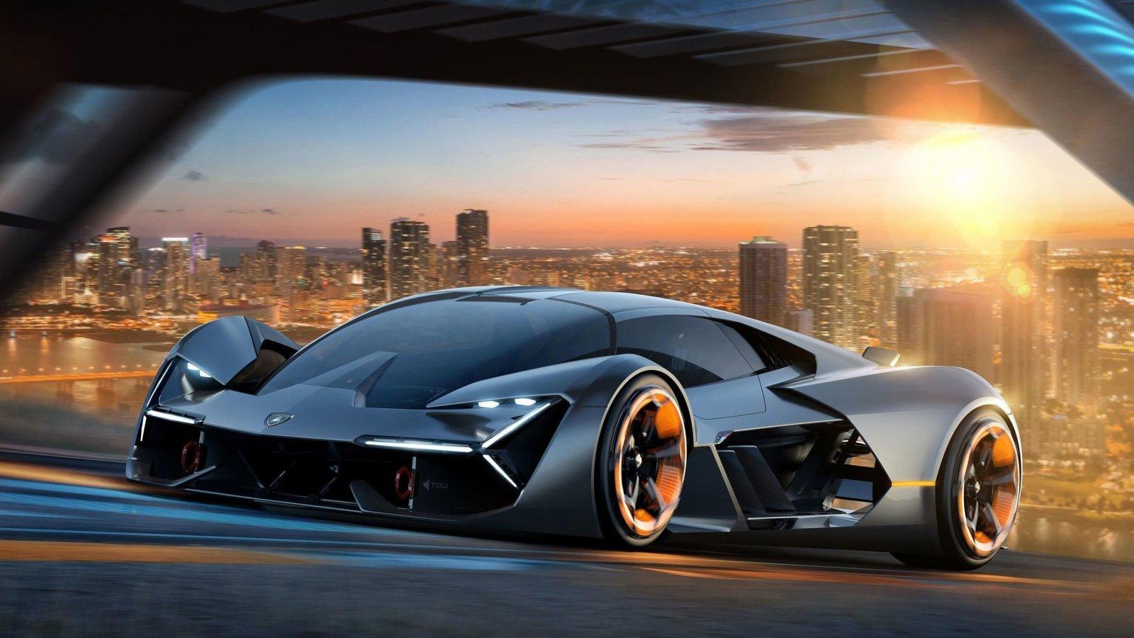 Lamborghini Could Join Aston Martin In Le Mans Hypercar