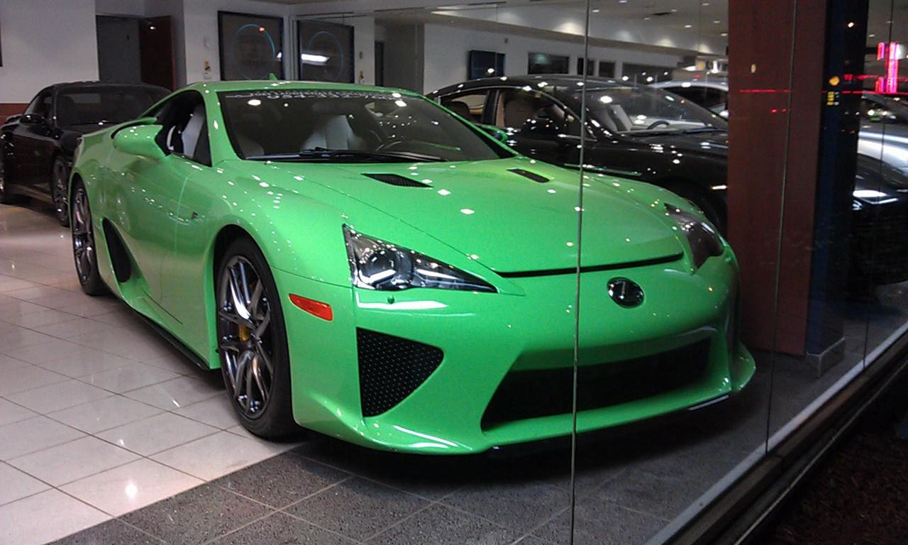 Lexus LFA Successor Will Only Happen if there is Massive Media Hype