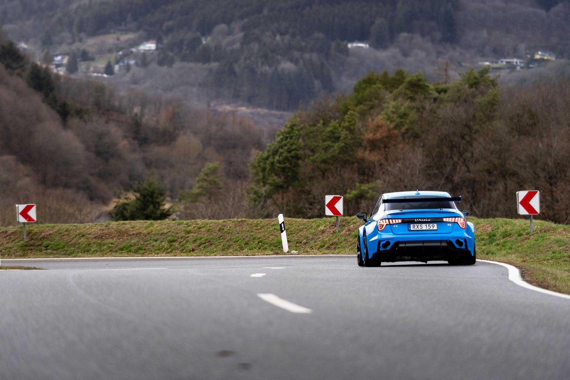 Lynk & Co 03 Nurburgring