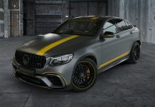 Manhart 700hp Mercedes-AMG GLC 63 S Coupe