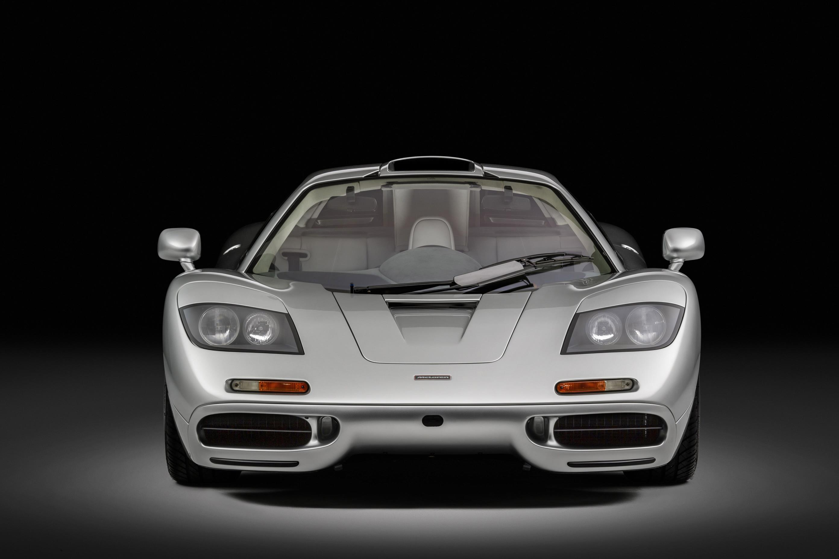 McLaren F1 Front