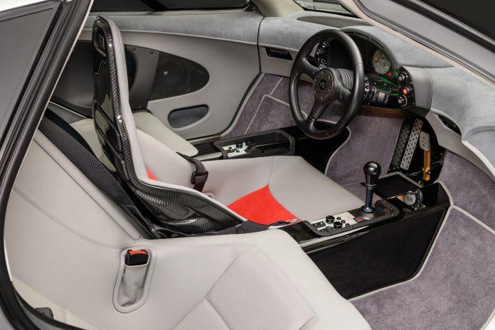 McLaren F1 Steering Wheel