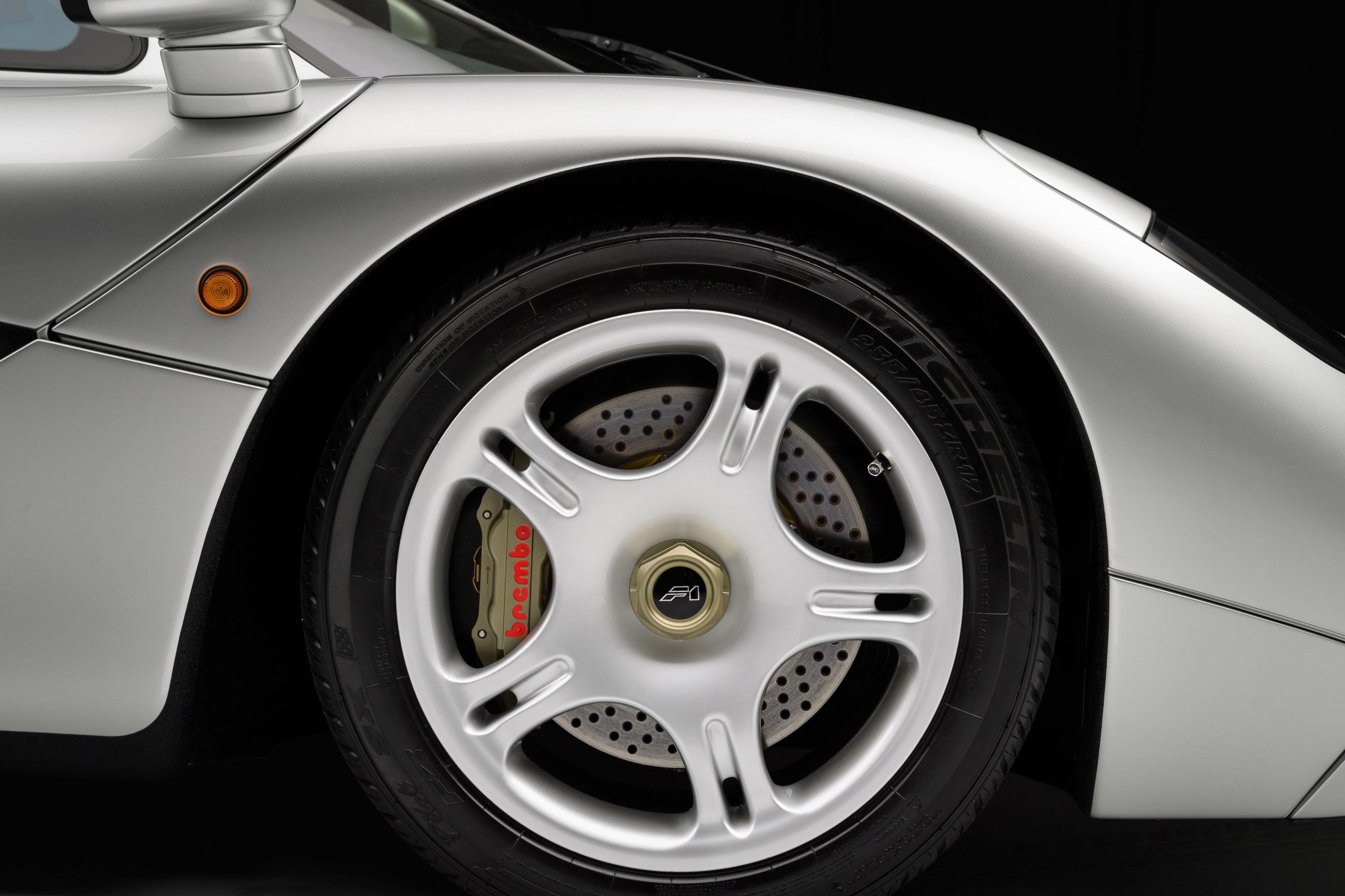 McLaren F1 Wheels