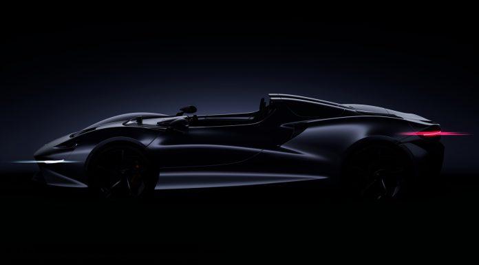 McLaren Ultimate Series Speedster