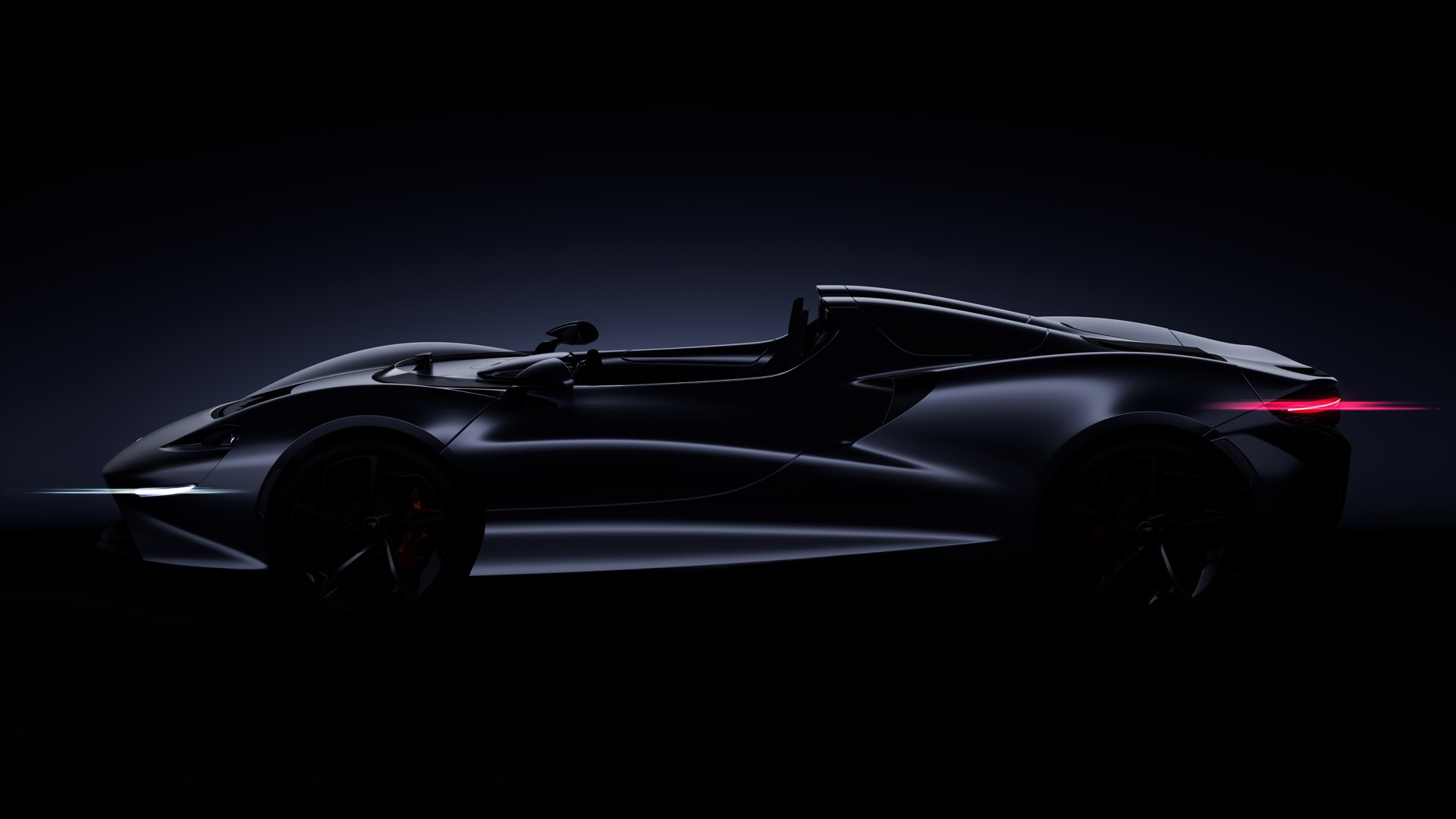 McLaren Reveals New Ultimate Series Model at Pebble Beach