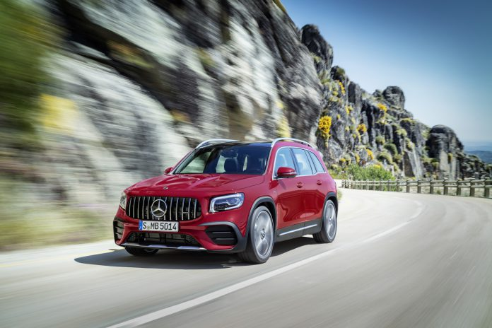 Mercedes-AMG GLB 35 Review