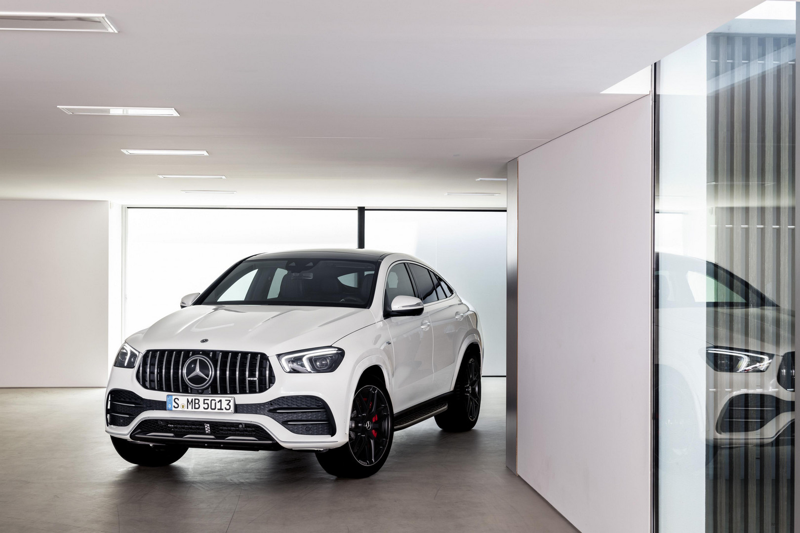 Mercedes-AMG GLE 53 Coupe Price