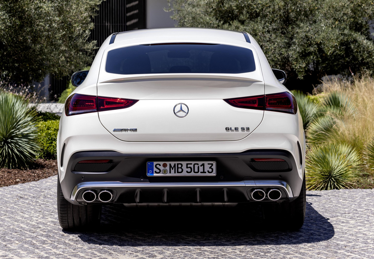 Mercedes-AMG GLE 53 Coupe Rear Lights