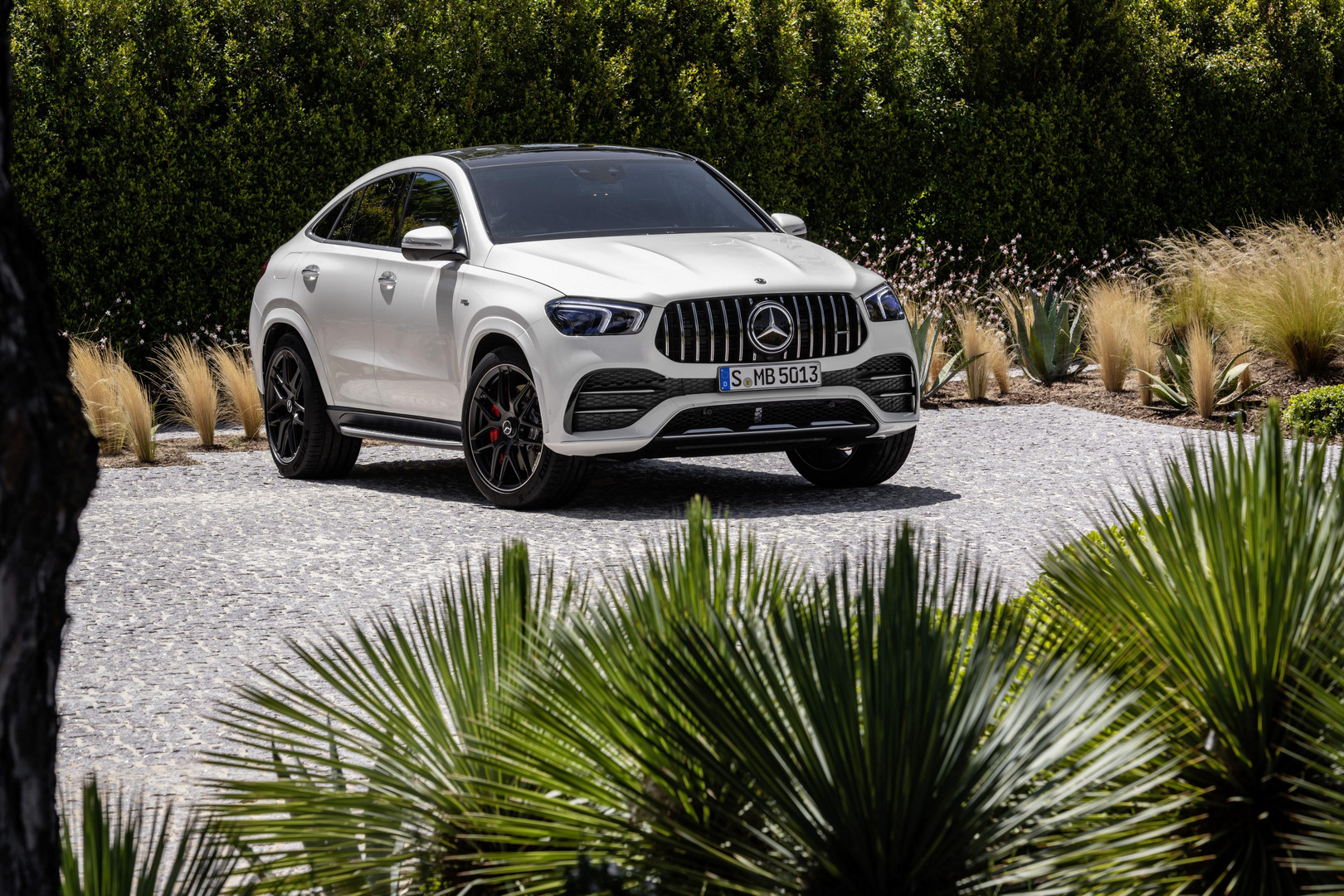 Mercedes-AMG GLE 53 Coupe Review
