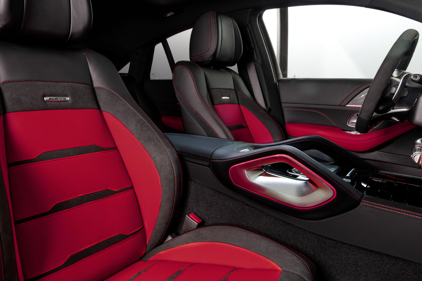Mercedes-AMG GLE 53 Coupe Seats