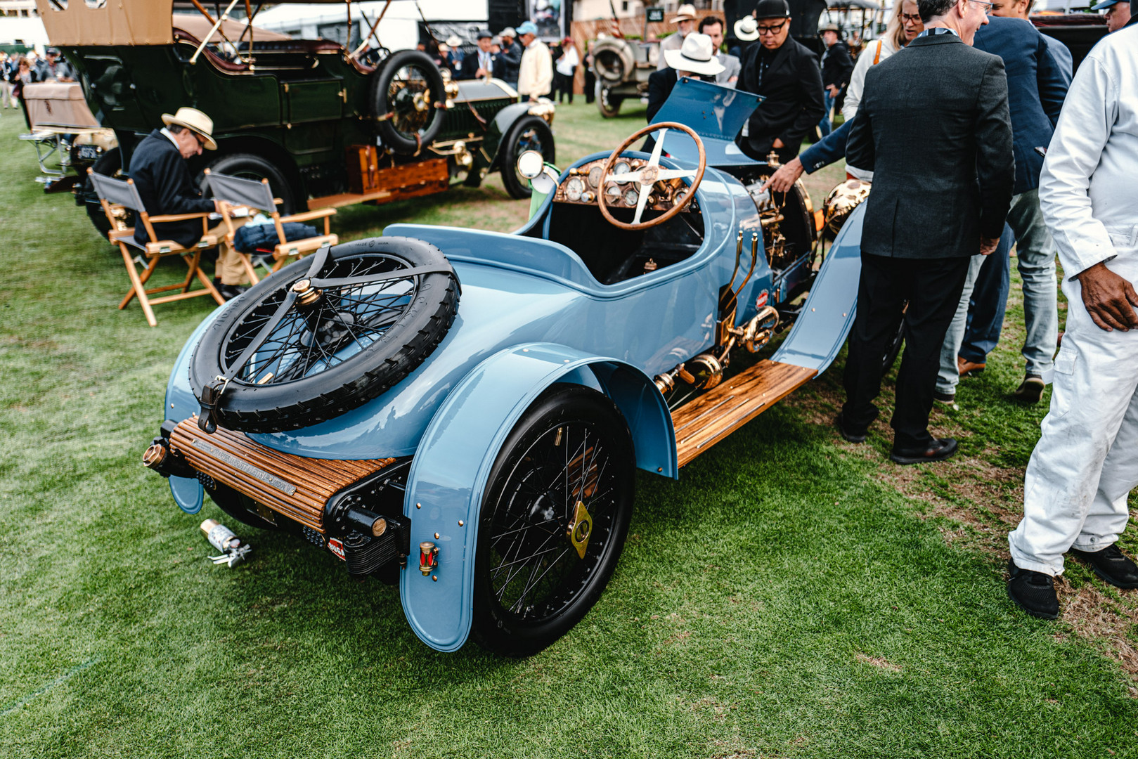 Monterey Car Week 2019