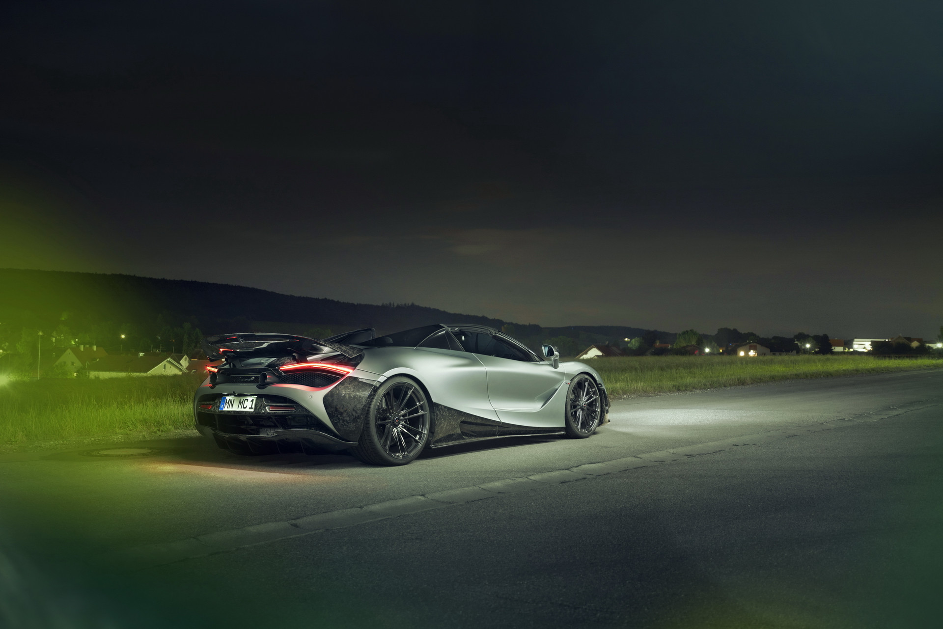 Novitec McLaren 720S Spider For Sale