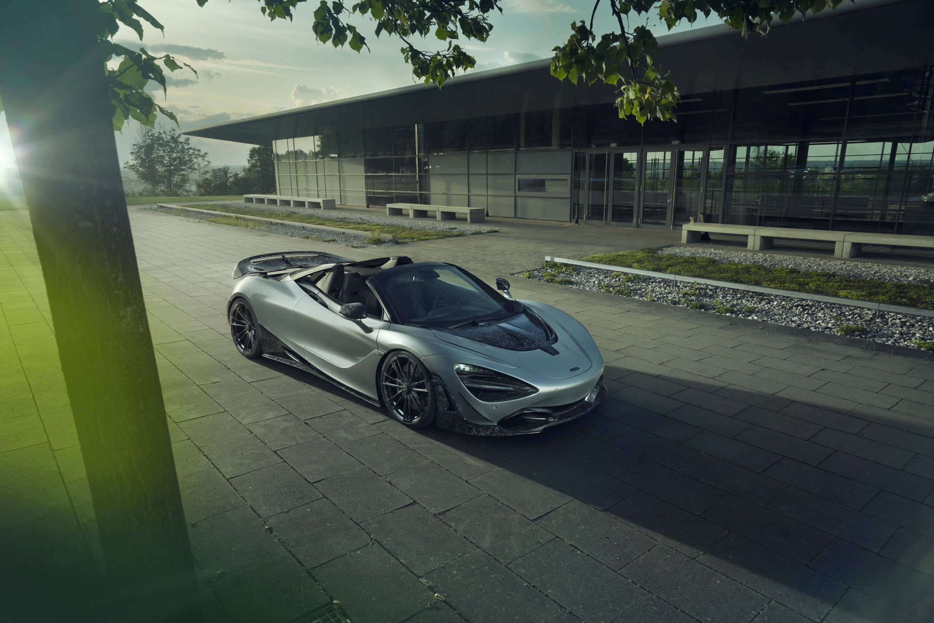 Novitec McLaren 720S Spider Wallpaper