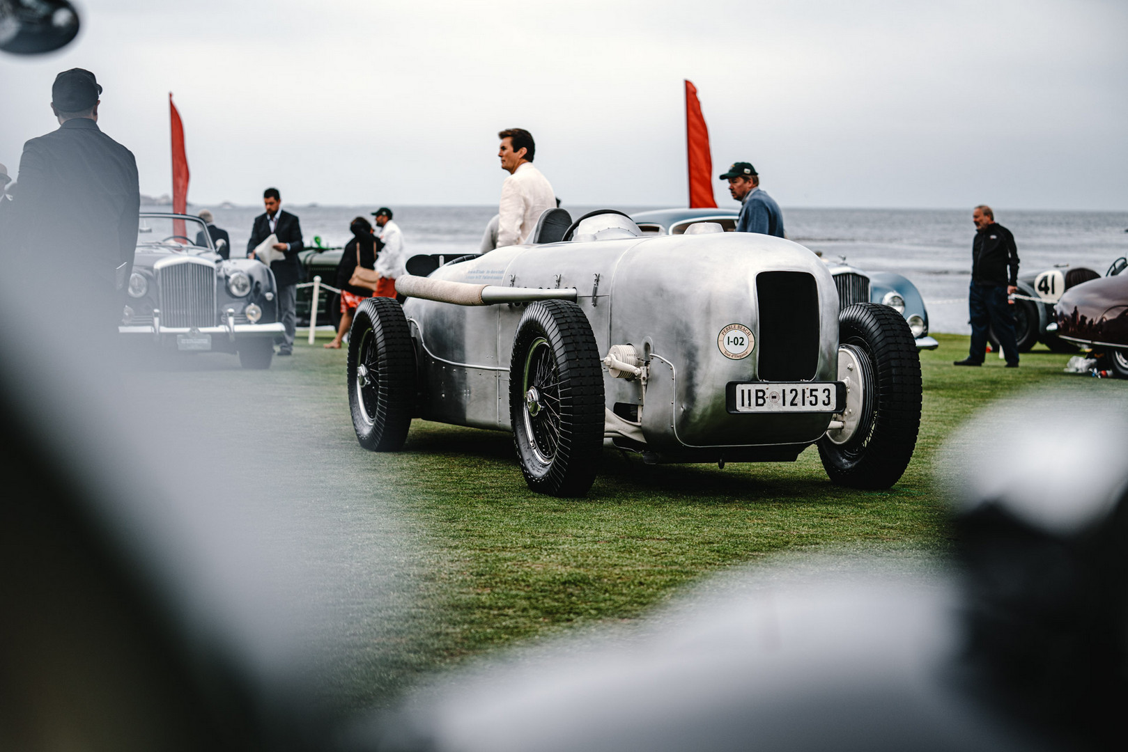 Pebble Beach Concours 2019 Cars
