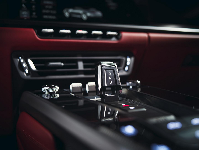 Porsche 911 Gear Selector