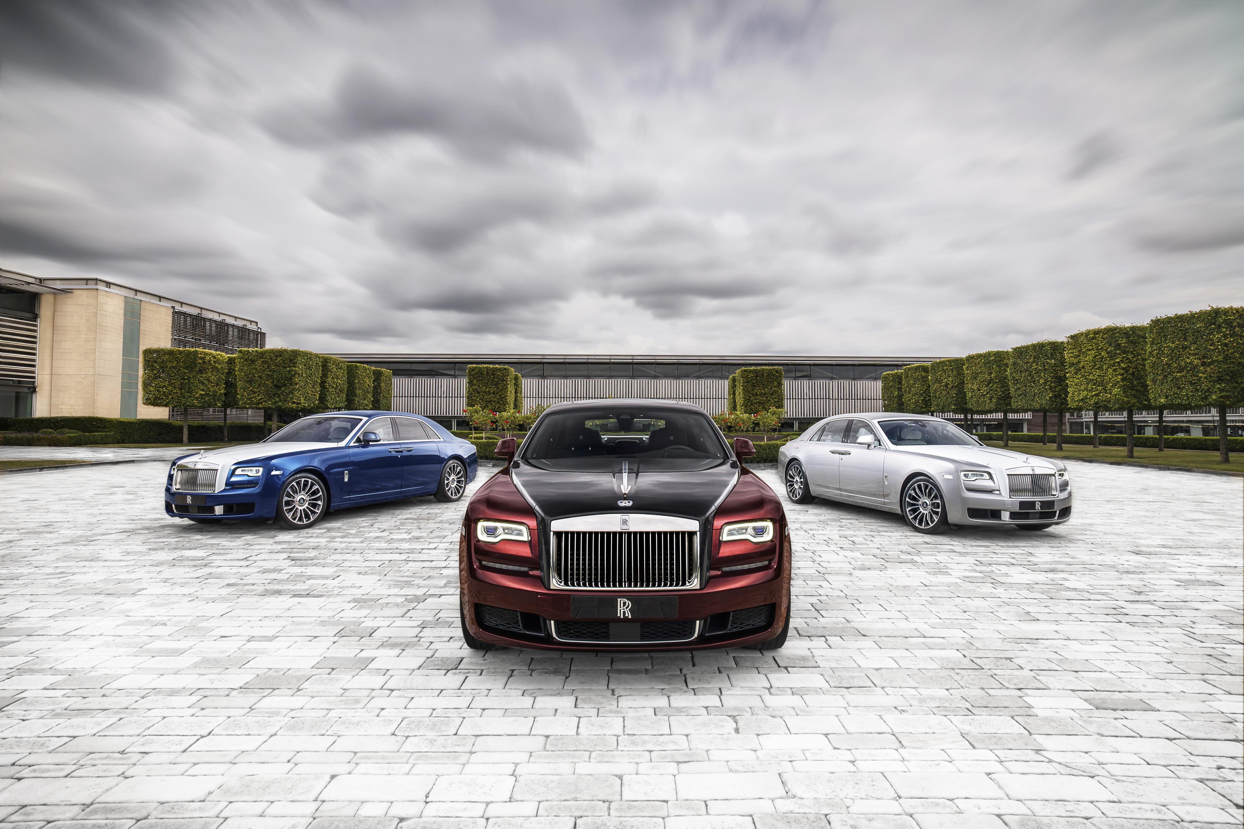 Rolls-Royce Ghost Zenith Collector's Edition is the Final Ghost