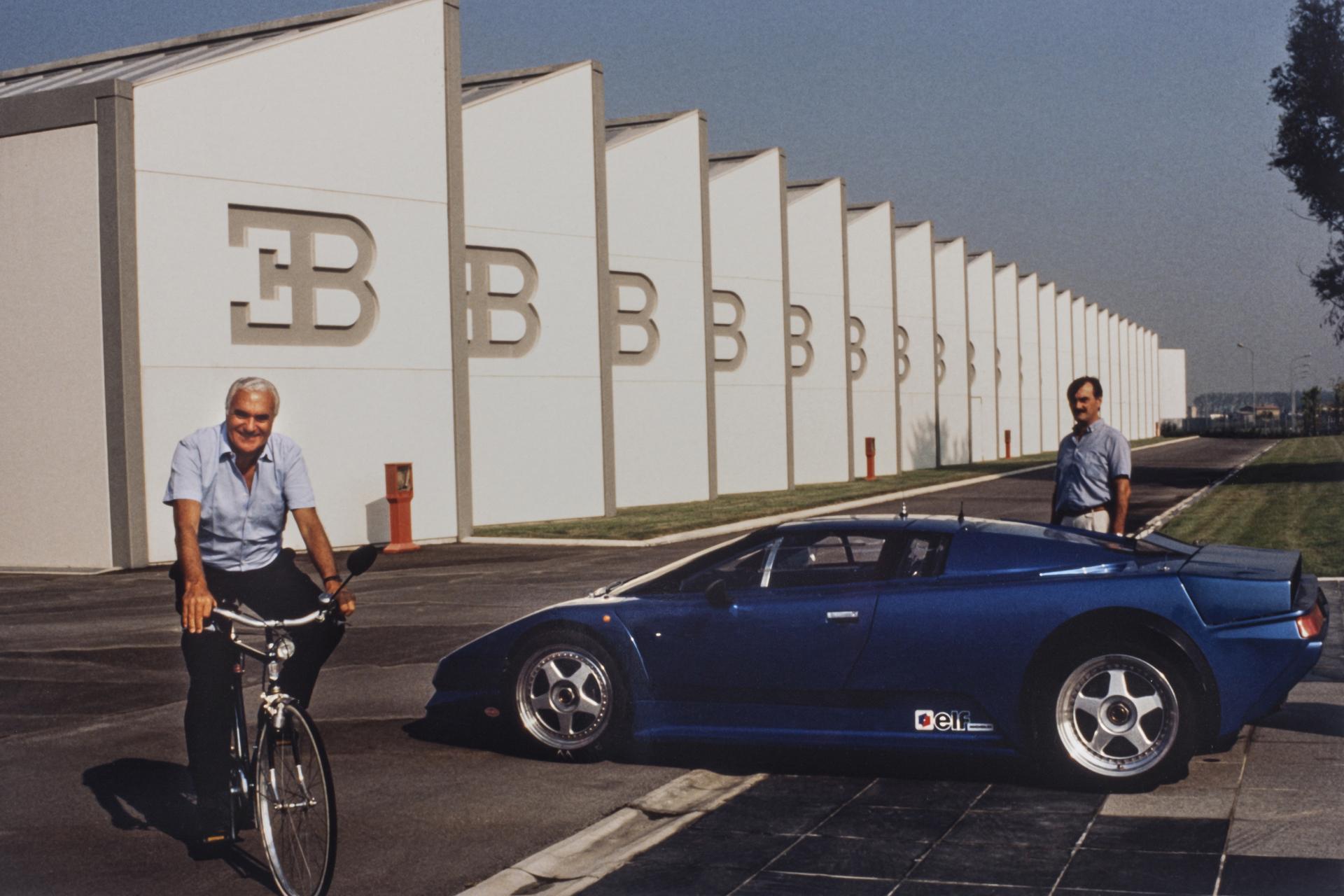Inside Bugatti Automobili La Fabbrica Blu In Campogalliano Gtspirit