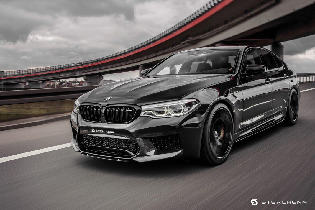 Tuned BMW M5 F90