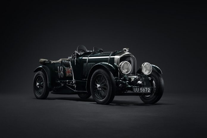 1929 Bentley Blower HERO
