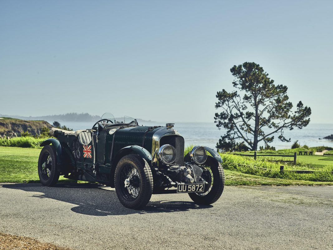 1929 Bentley Blower Recreation