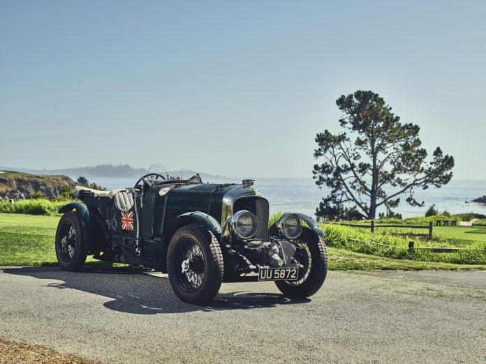1929 Bentley Blower Recreation