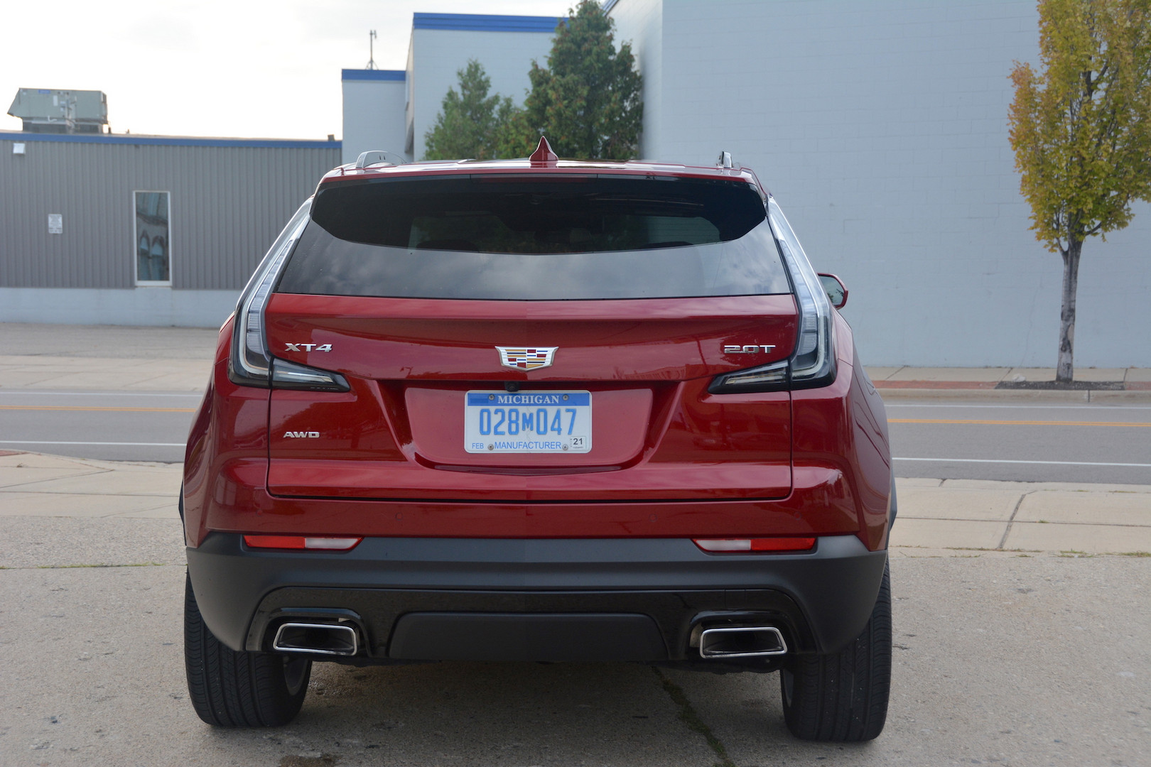 2019 Cadillac XT4 Rear Lights