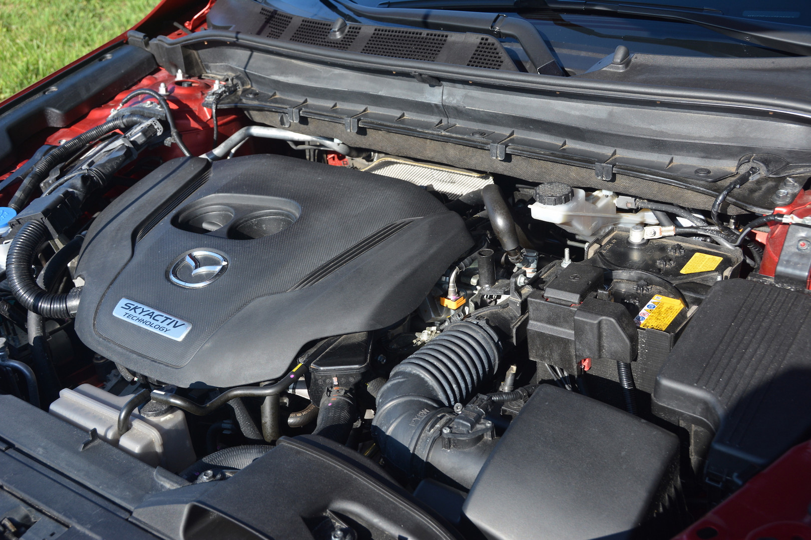 2019 Mazda CX5 Engine