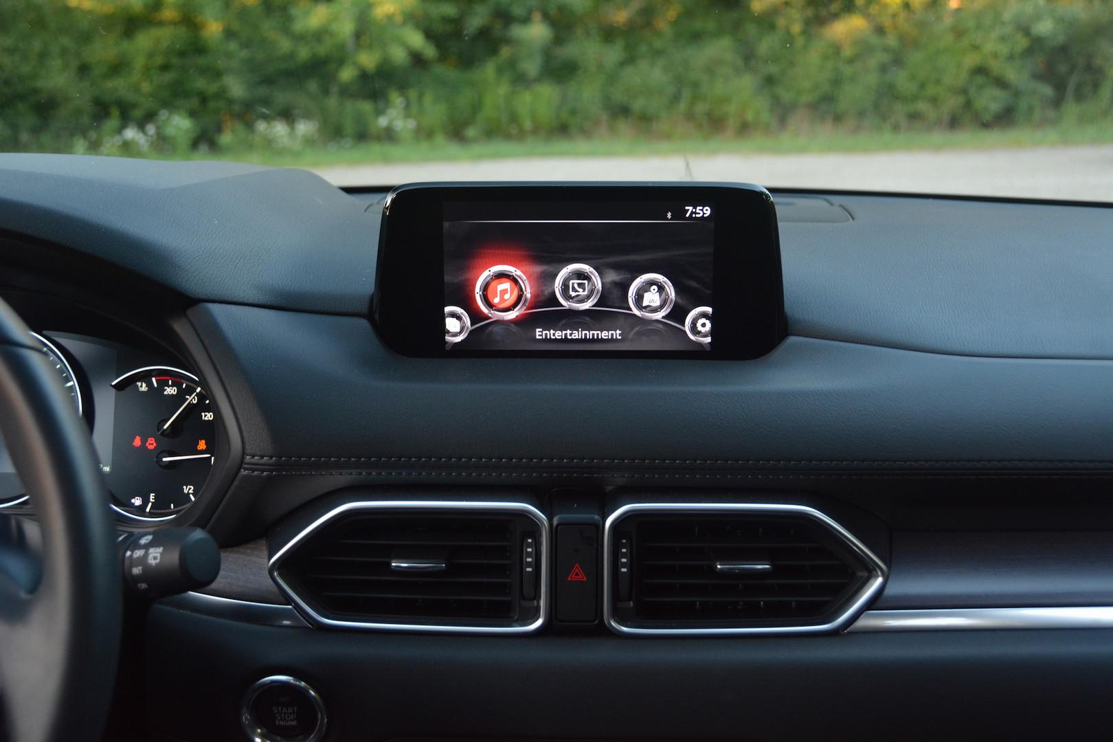 2019 Mazda CX5 Interior