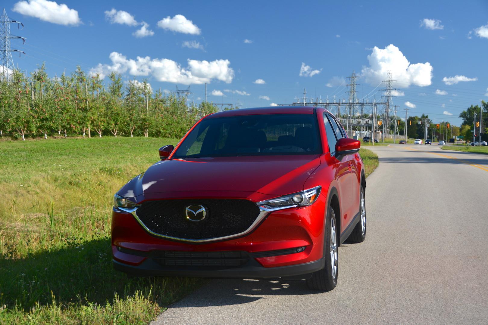 2019 Mazda CX5 Price