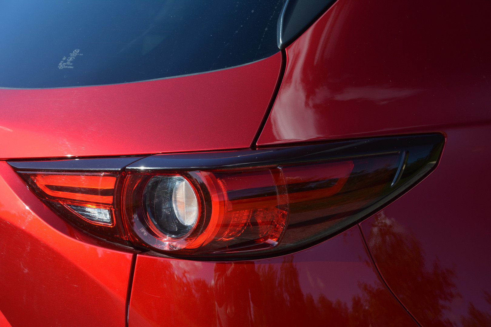 2019 Mazda CX5 Rear Lights