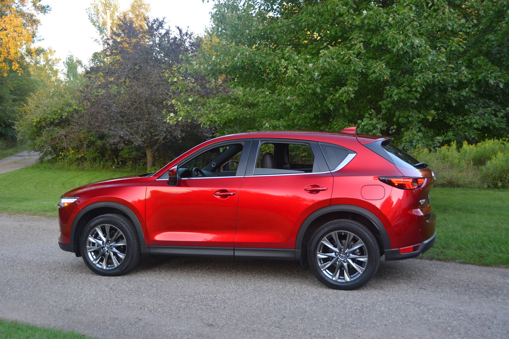 2019 Mazda CX5 Review