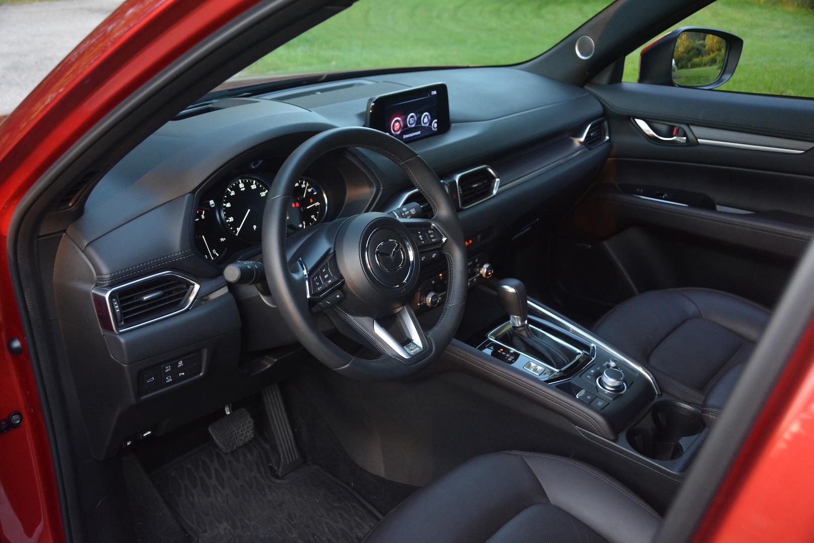 2019 Mazda CX5 Steering