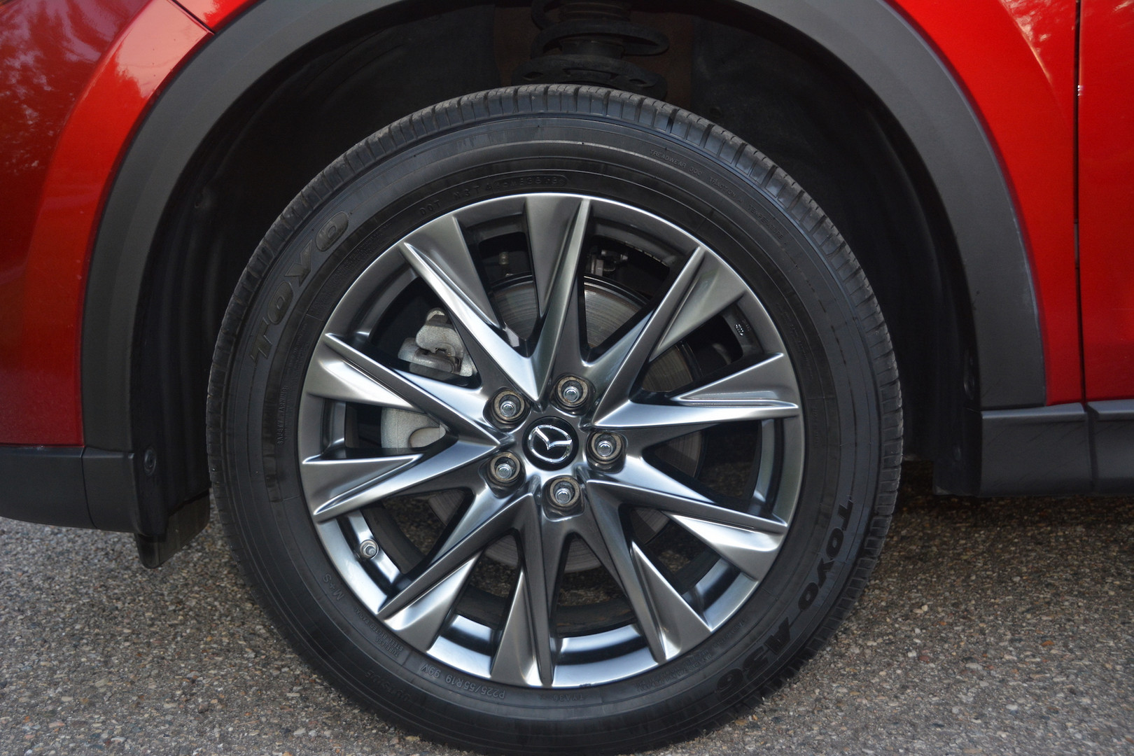 2019 Mazda CX5 Wheels