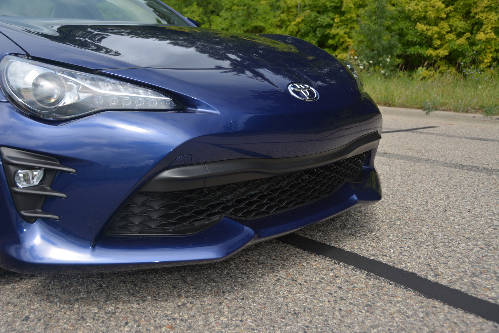 2019 Toyota GT86 Front Bumper