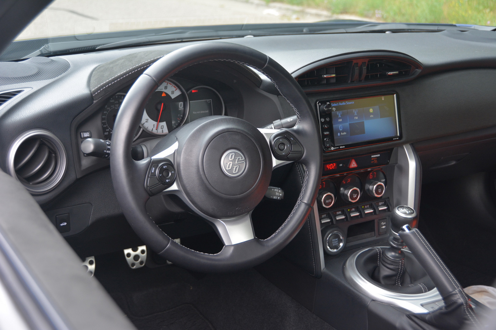 2019 Toyota GT86 Steering Wheel