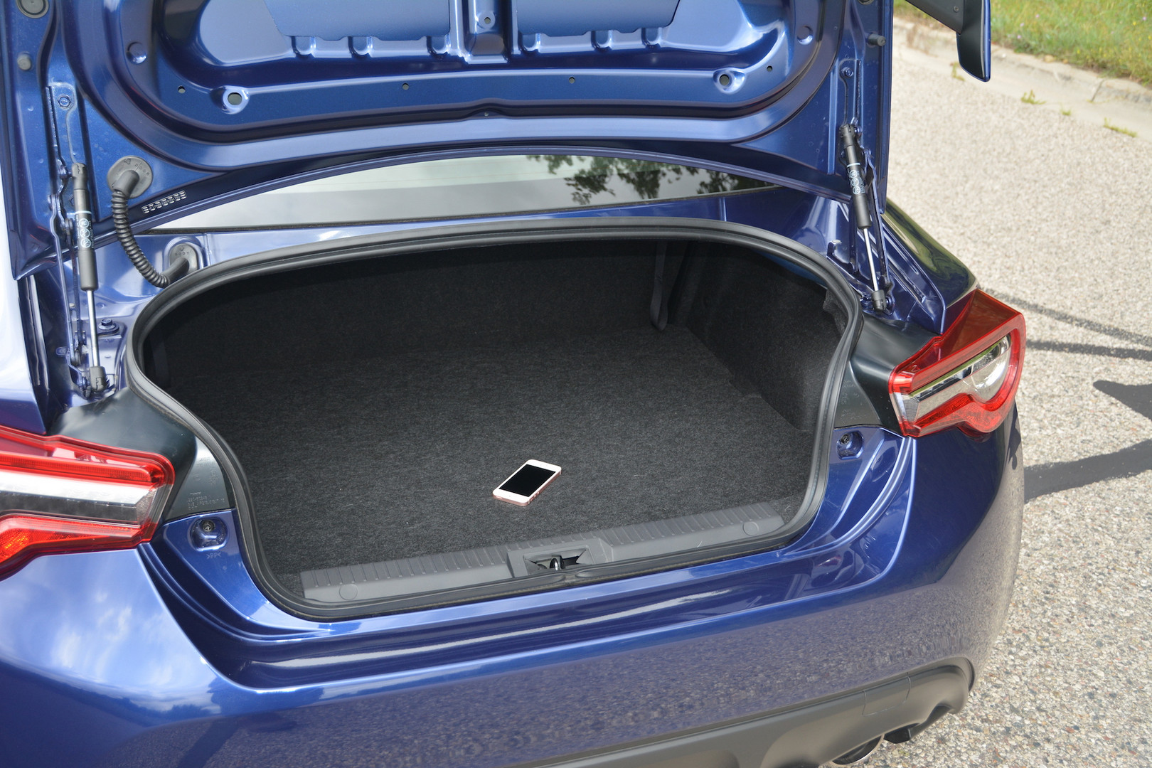 2019 Toyota GT86 Trunk