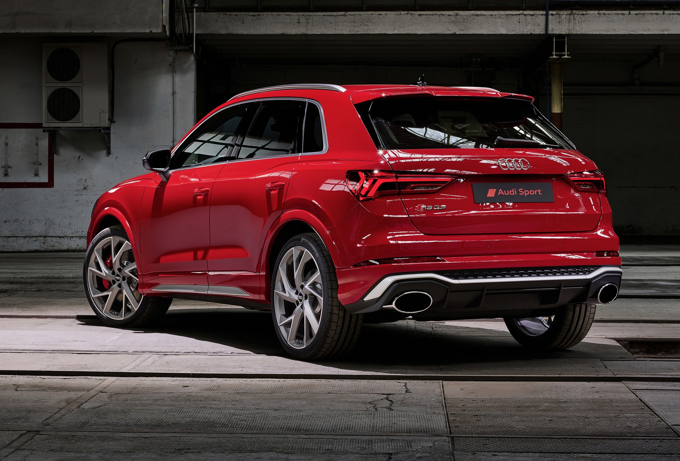 Audi RS Q3 Price