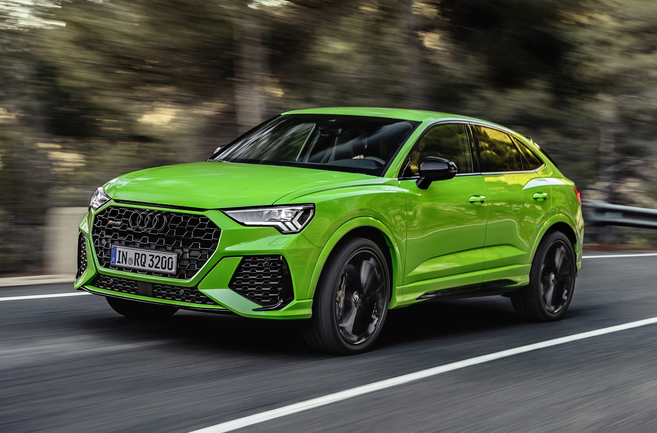 Audi RS Q3 and RS Q3 Sportback Revealed Together