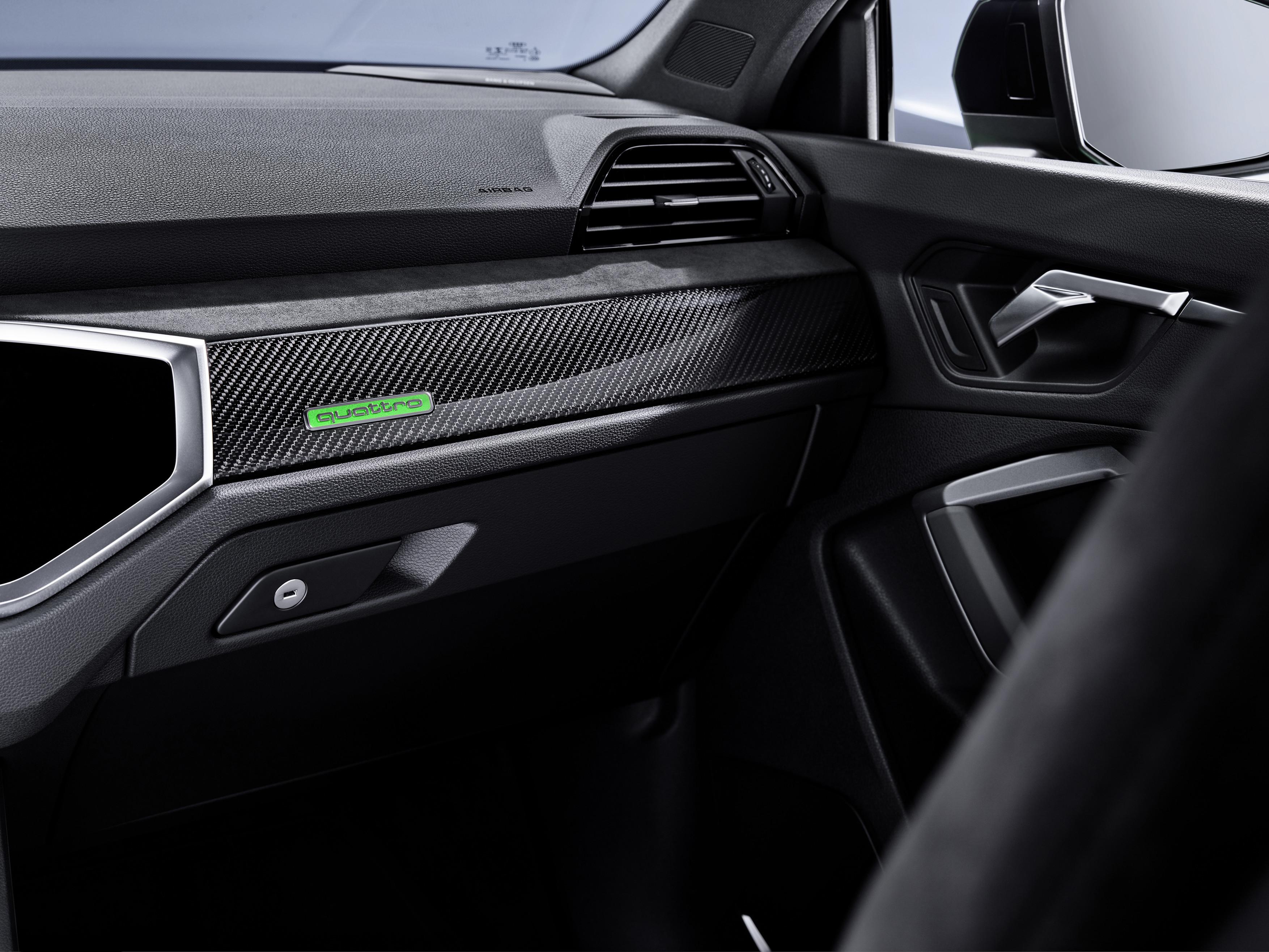 Audi RS Q3 Sportback Carbon
