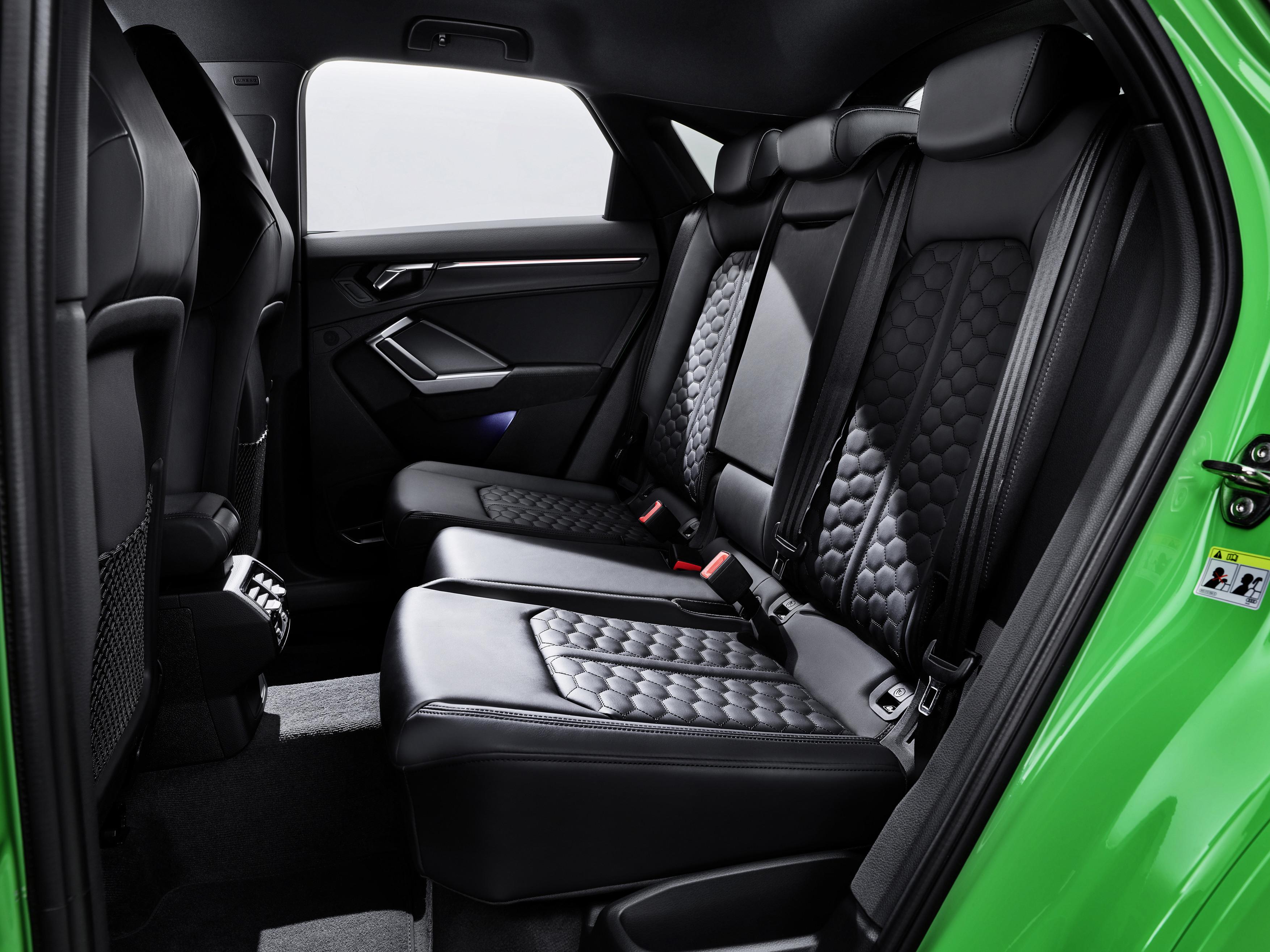 Audi RS Q3 Sportback Rear