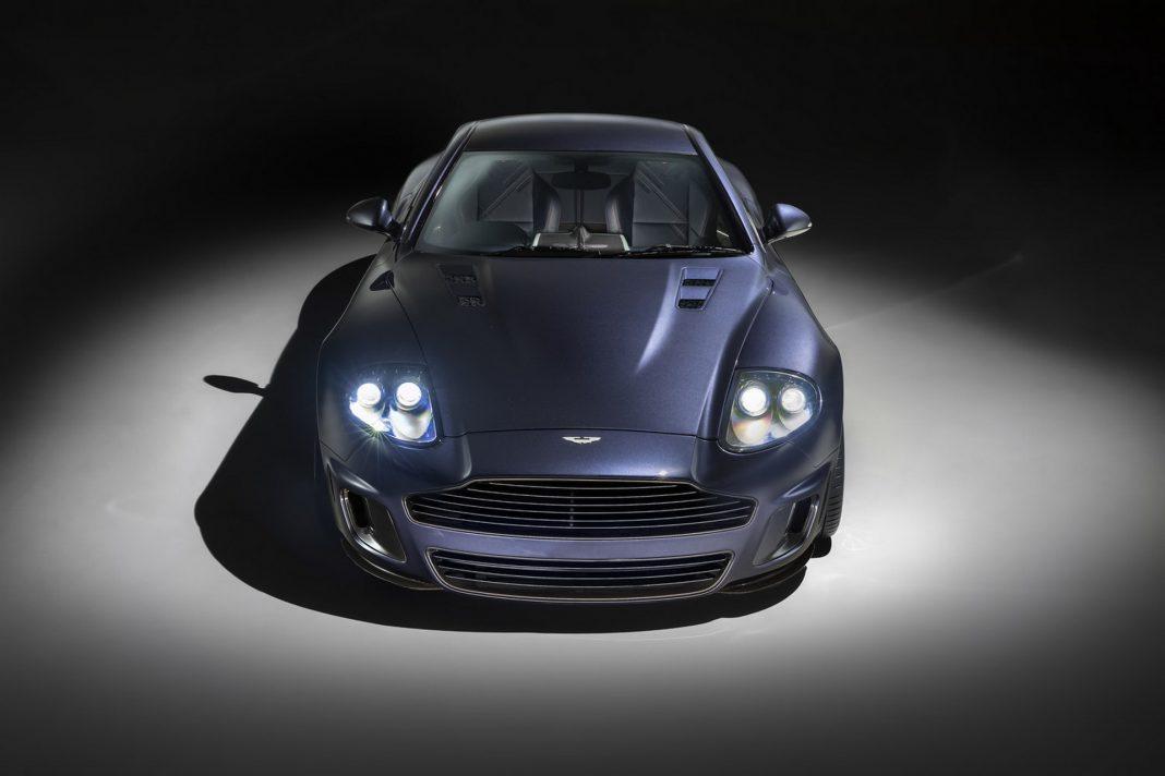 Aston Martin Vanquish 25 Front