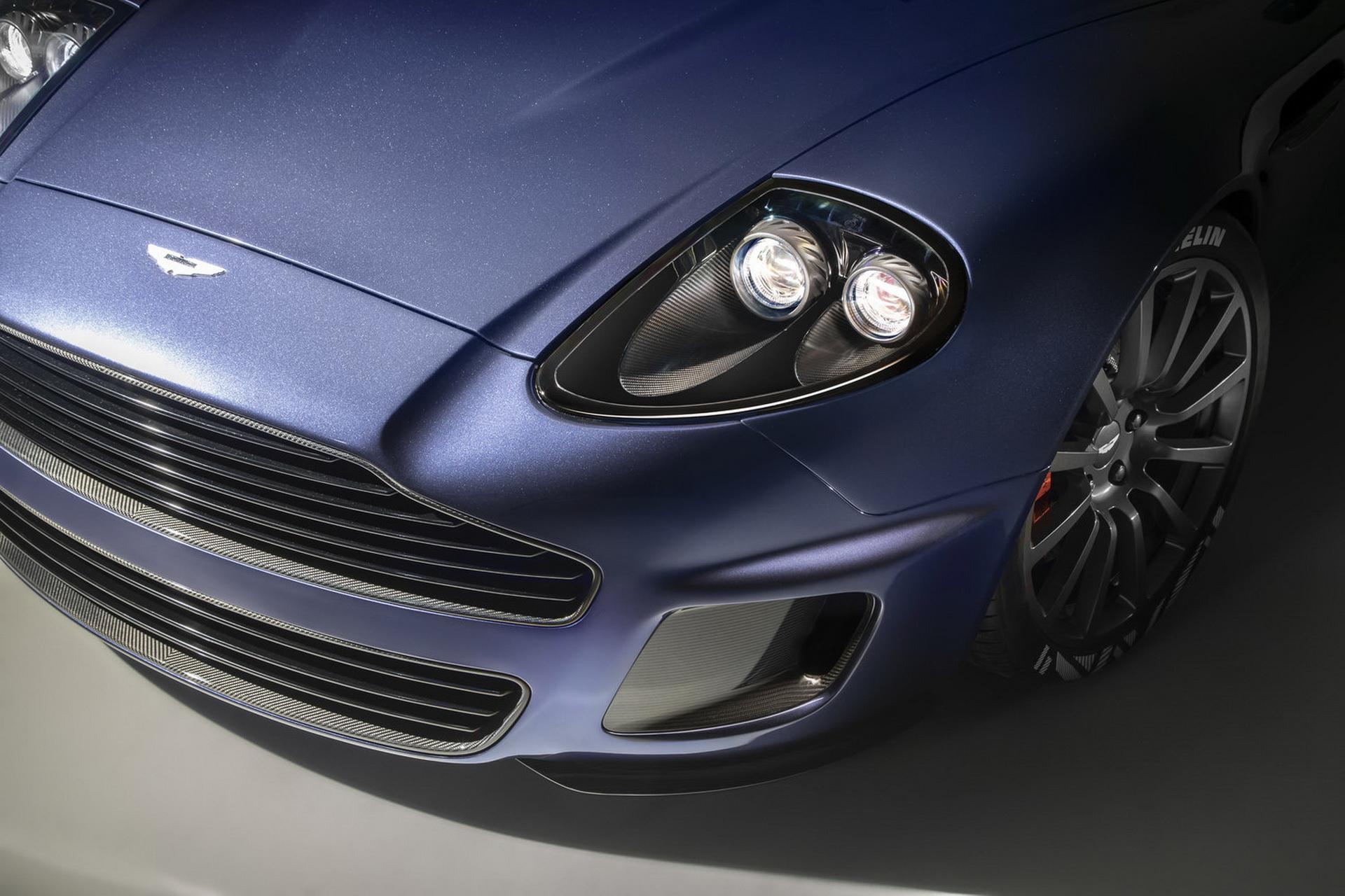 Aston Martin Vanquish 25 Headlights