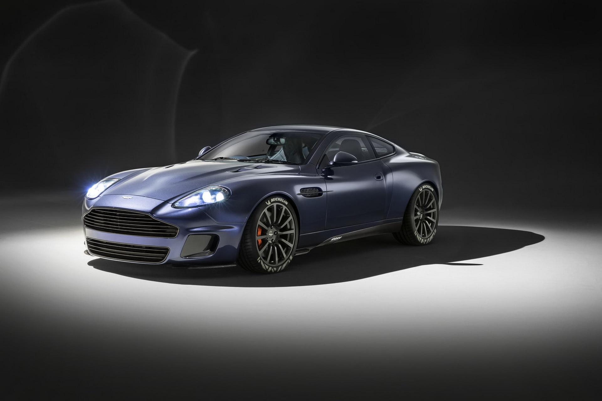 Aston Martin Vanquish 25 Price