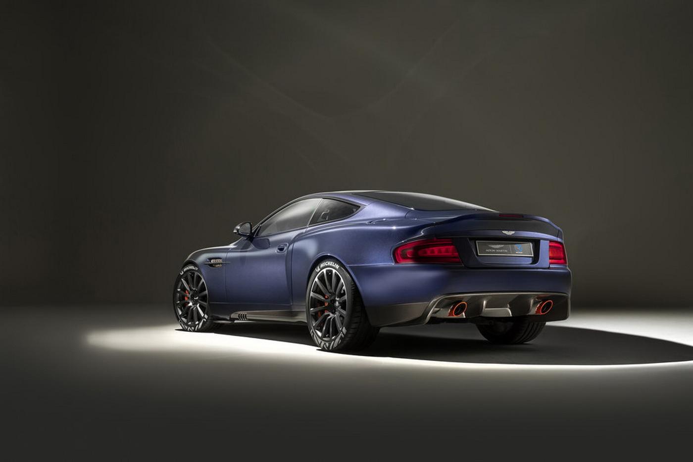 Aston Martin Vanquish 25 Rear