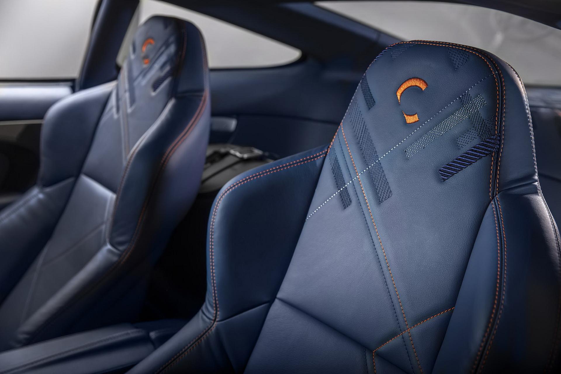 Aston Martin Vanquish 25 Seats