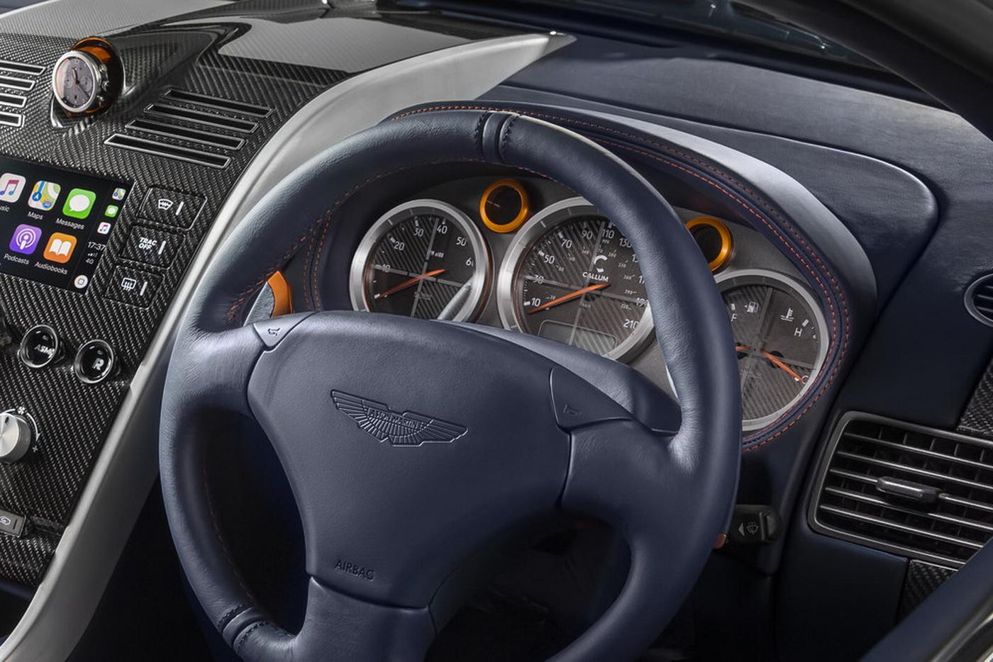 Aston Martin Vanquish 25 Steering Wheel