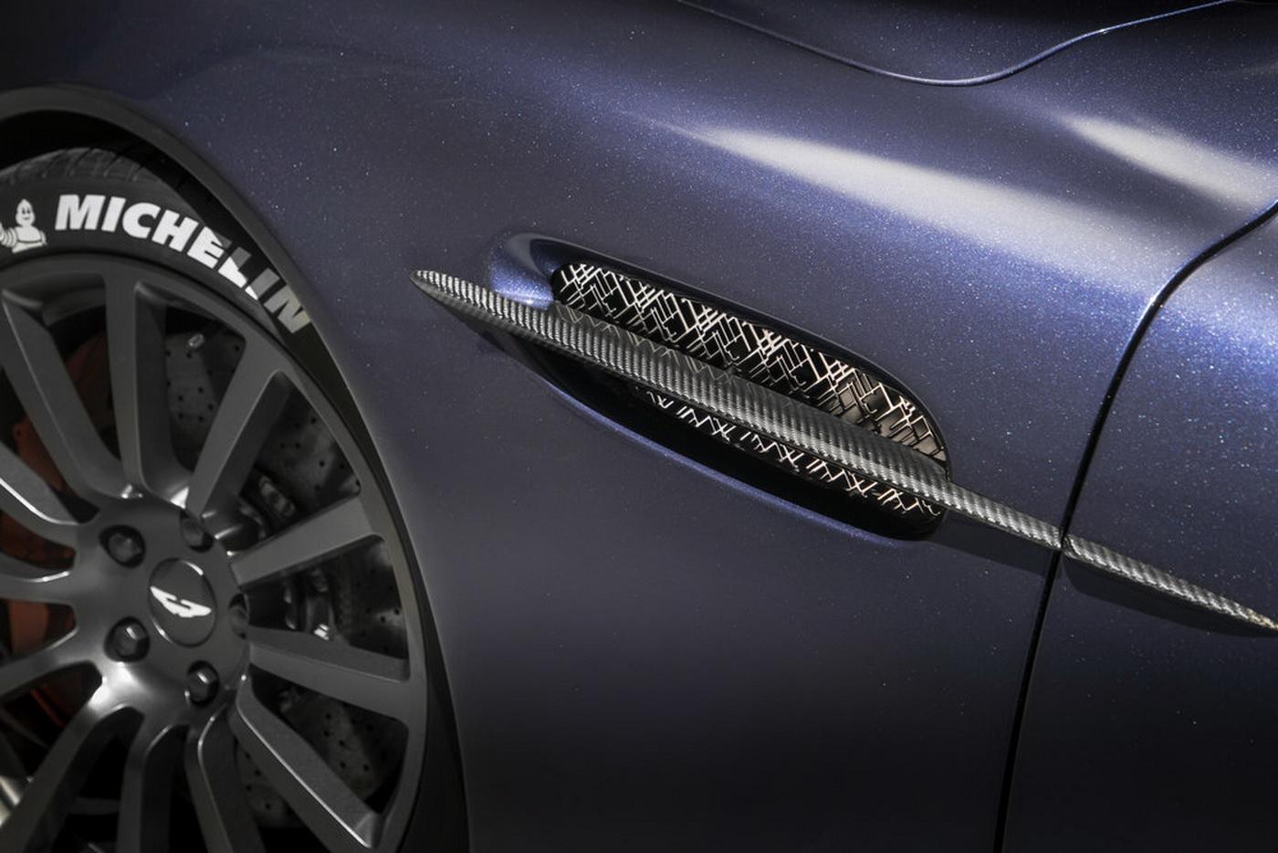 Aston Martin Vanquish 25 Wheel